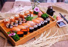 Thưởng thức Sashimi như thế nào là đúng cách và đúng điệu