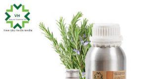 tinh dàu hương thảo có tác dụng gì