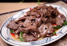 Tham khảo cách làm bò sốt tiêu đen, vừa ngon vừa dinh dưỡng